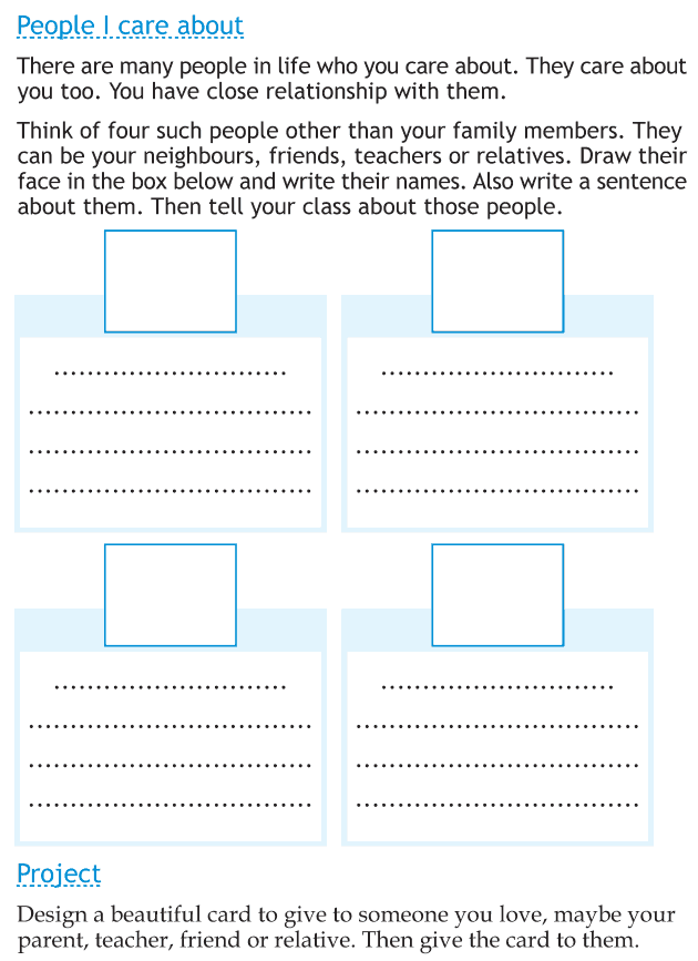 Personality development course grade 2 lesson 11 Getting along with others (4)