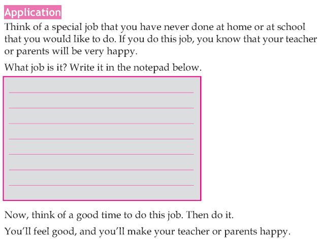 Personality development course grade 3 lesson 4 Im responsible (5)