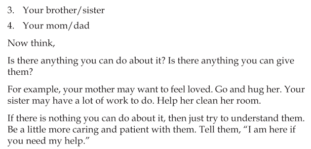 Personality development course grade 5 lesson 10 Two brothers (4)