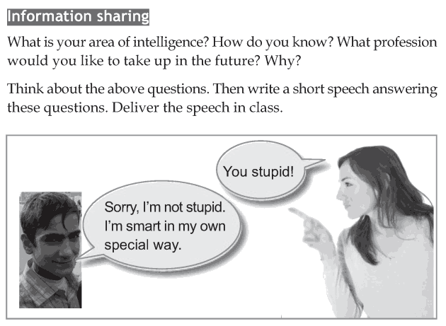 Personality development course grade 6 lesson 13 Multiple intelligences (12)