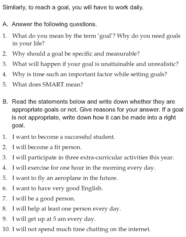 Personality development course grade 6 lesson 7 SMART goals (5)