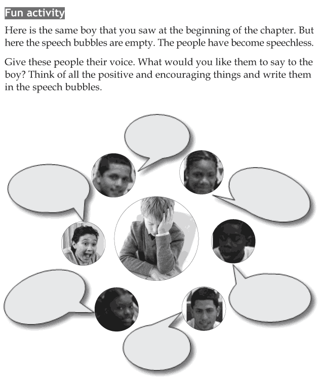 Personality development course grade 7 lesson 1 Avoid negative influences (7)