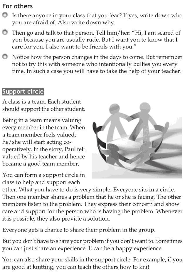 Personality development course grade 7 lesson 13 Dare to care (5)