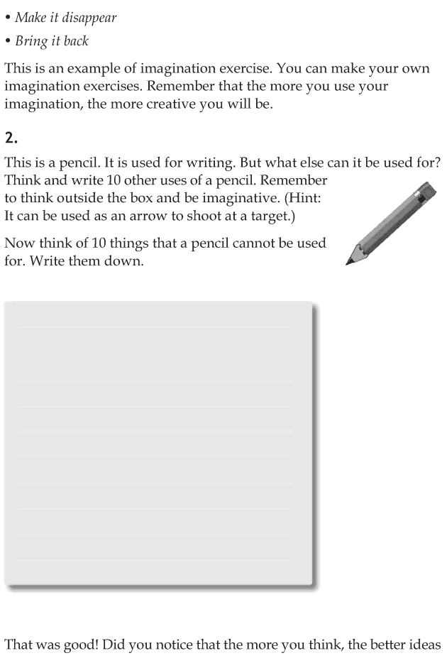 Personality development course grade 7 lesson 14 Creative thinking (7)