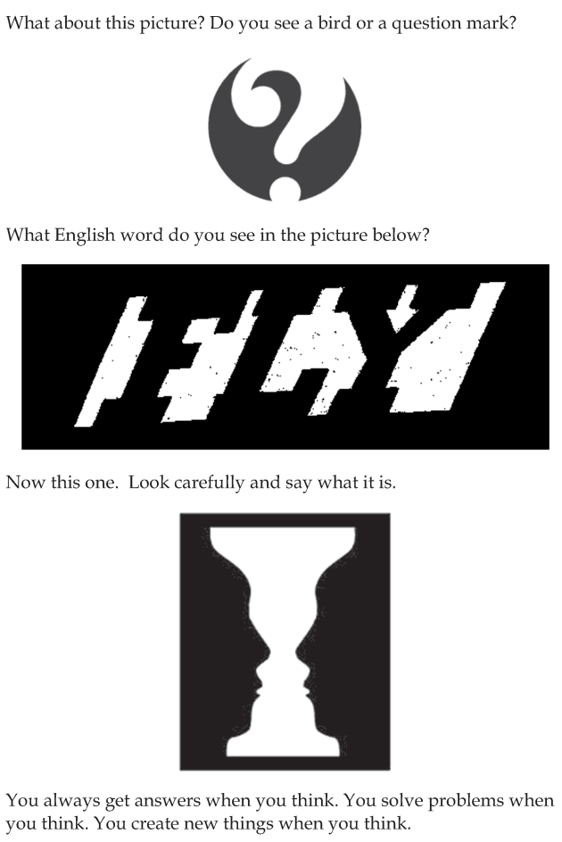Personality development course grade 7 lesson 14 Creative thinking (9)