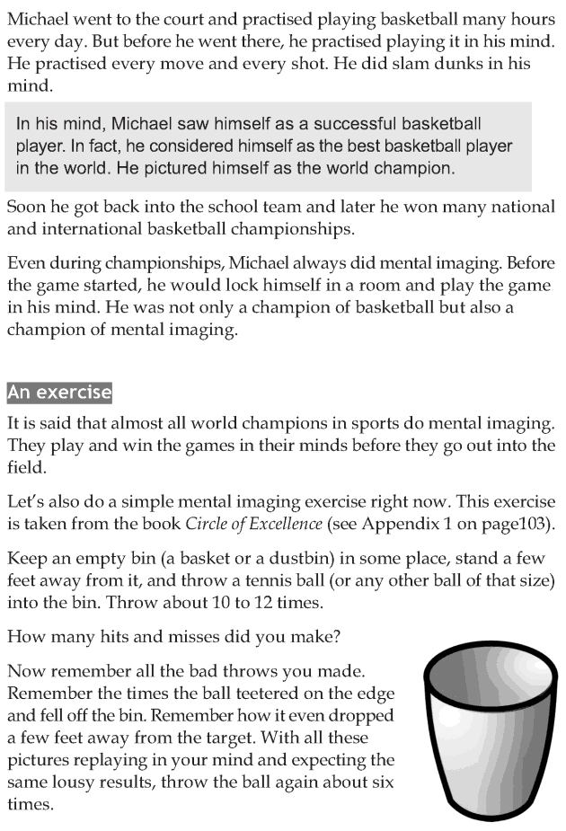 Personality development course grade 7 lesson 15 Mental imaging (5)