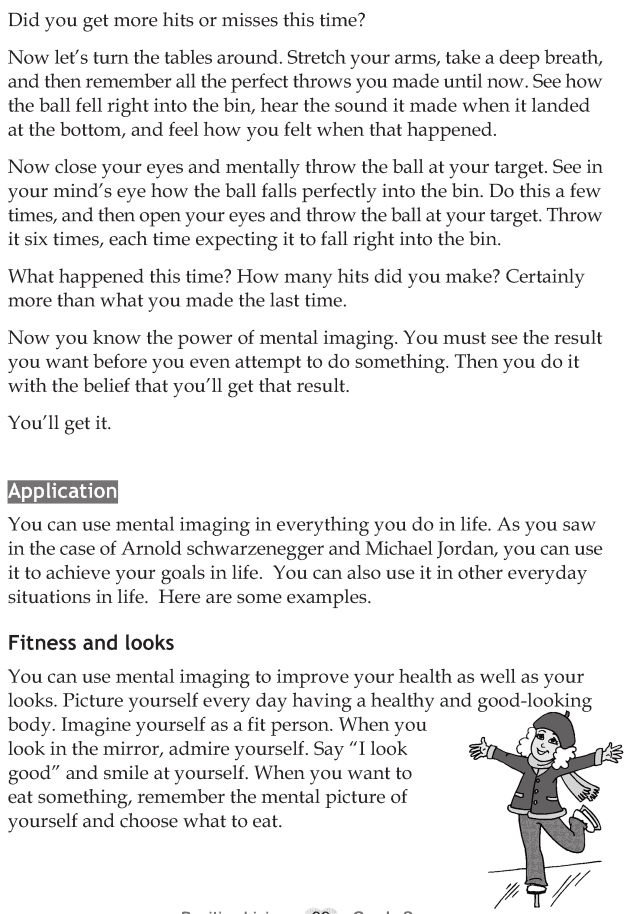 Personality development course grade 7 lesson 15 Mental imaging (6)