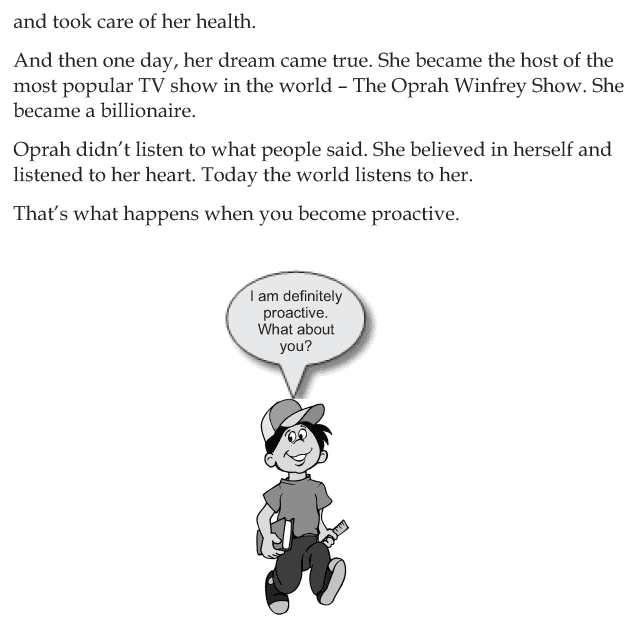 Personality development course grade 7 lesson 2 Being proactive (9)