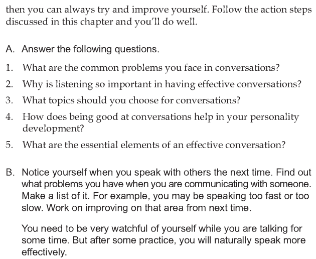 Personality development course grade 7 lesson 4 Effective conversations (5)