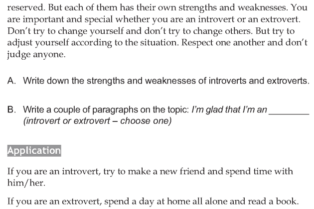Personality development course grade 8 lesson 1 Personality type (5)
