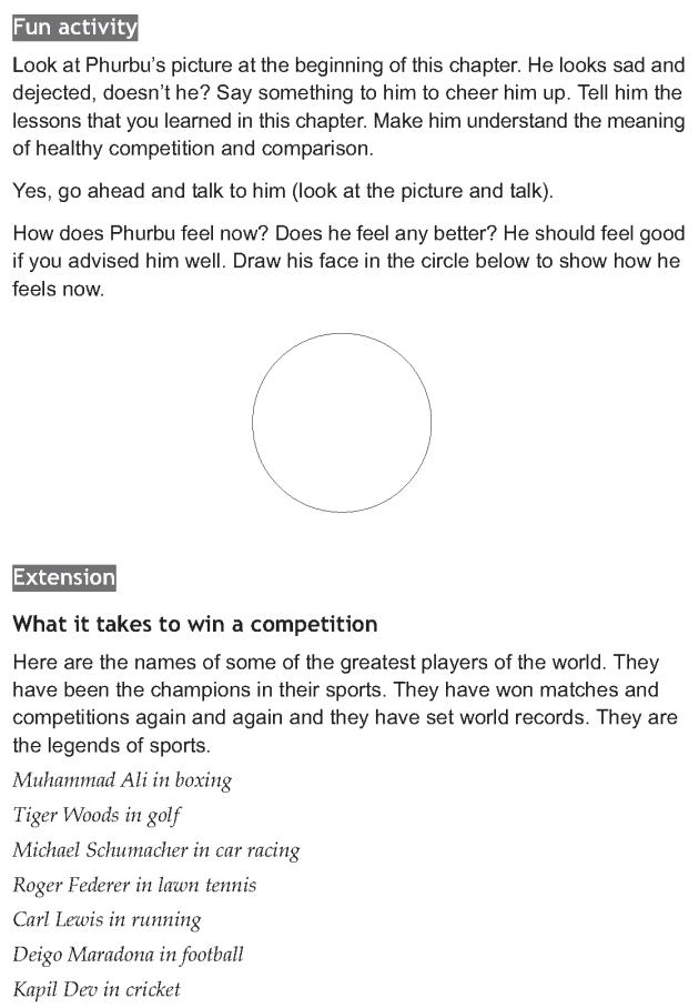 Personality development course grade 8 lesson 3 Competition and comparison (6)