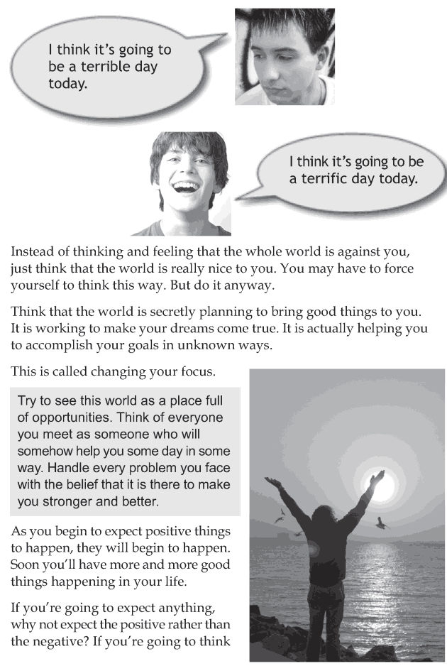 Personality development course grade 8 lesson 4 Handling worries (6)