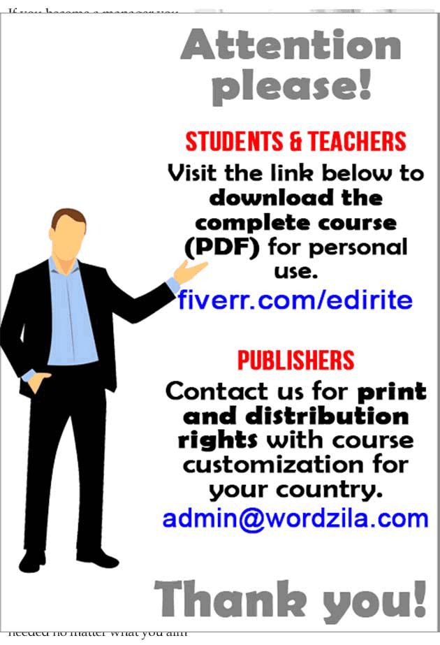 Personality development course grade 8 lesson 5 Effective public speaking (2)