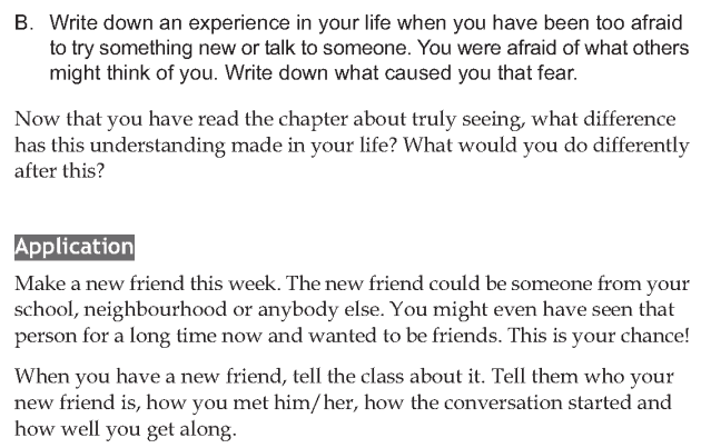 Personality development course grade 8 lesson 7 Seeing truly seeing (4)
